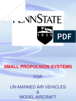 Small Propulsion Systems