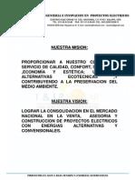 Curriculum Empresa