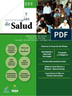 Politica de Salud 2005-09
