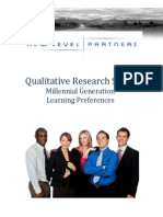 Qualitative Research Study
