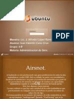 PresentaciónAIRSNOT