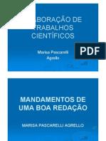 Elaboracao Monografia Inta Abnt 2013