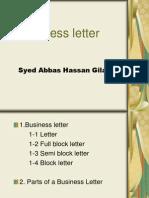 11 Business Letter