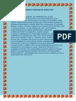 informe pedagogico proceso de formacin