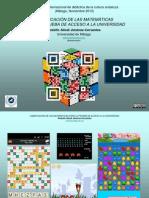 Gamificación de Matemáticas Rodolfo Allodi (Diapositivas del congreso)