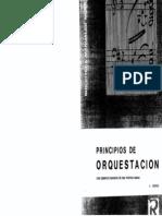 25593019 Principios de Orquestacion Texto Nicolas Rimsky Korsakov