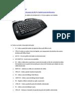 Atalhos de Teclado Do Excel
