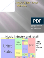 Music Industry and Retail