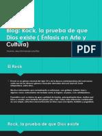 Presentacion Del Blog.
