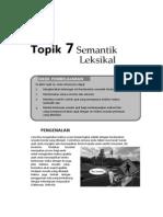 semantiktopik7-090814105235-phpapp01