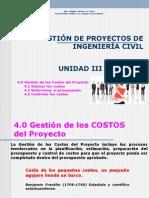Clase 6_UNIDAD III_Gestión Costos