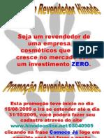 PROMOÇÃO REVENDEDOR HINODE