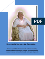 Ceremonia de Ascension