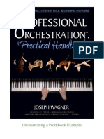 Orchestrating a Workbook Example