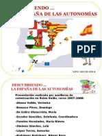La España de las autonomías
