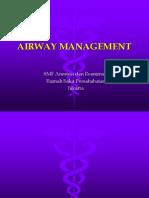 Airway Management ACLS Des 2004