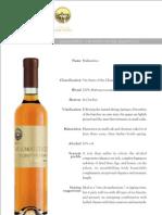 Malmantico - Vin Santo of the Chianti Doc