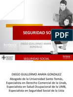 Seguridad Social Riesgos-upb 2013