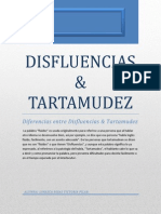 Disfluencias o Tartamudez
