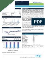 BSE Company Research Report - Saurashtra Cement Ltd