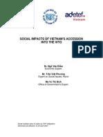 Etude Impacts Sociaux - FSP I - En
