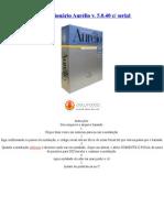 Novo Dicionário Aurélio v5.0.40-Comentário