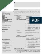 Resume of Kamal Lochan Panda-1