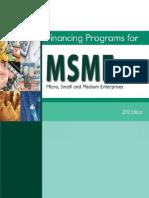 2012 DTI Fin Programs