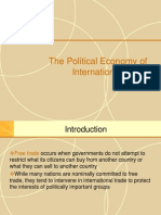 Lecture 4 the Political Economy of International Business Edited