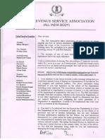 IRS Association lambasts Arvind Kejriwal - Full Letter