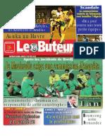LE BUTEUR PDF du 16/08/2009