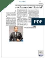 Rassegna Stampa 23.11.2013