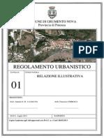 01 Relazione Illustrativa Luglio_2013