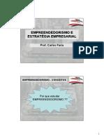 Empreendedorismo e Plano de Negocio Complemento Prof Carlos
