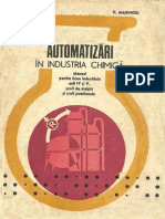 Automatizari in Industria Chimica