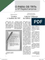 Revisão TRT JusPodivm