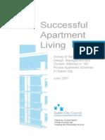 Successful Apartment Living Part 2