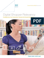 Digital Shopper Relevancy FULL REPORT