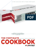 Fortigate Cookbook 5.0.5 Expanded