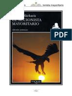 Markaris Petros - Jaritos 05 - El Accionista Mayoritario