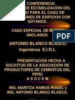 3. Antonio Blanco Excav Sotano