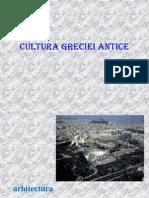 Cultura Greaca
