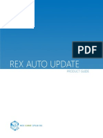 Rex Auto Update Manual