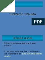 12. Thoracic Trauma
