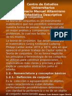 Estadistica descriptiva Luis Antonio Lagos Osorio