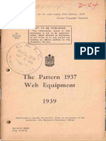 The Pattern 1937 Web Equipment Canada 1939