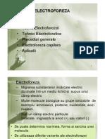 Electroforeza APB 3 - Inginerie Medicala