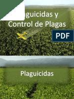 Plaguicidas y Control