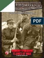 Finnish Jaakarikomppania Mid War
