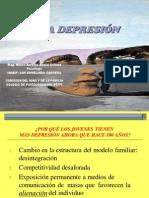 La Depresiona Infancia Adolescencia